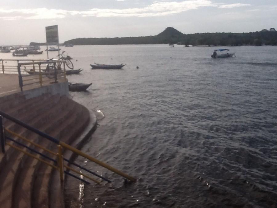 Nível do Rio Tapajós