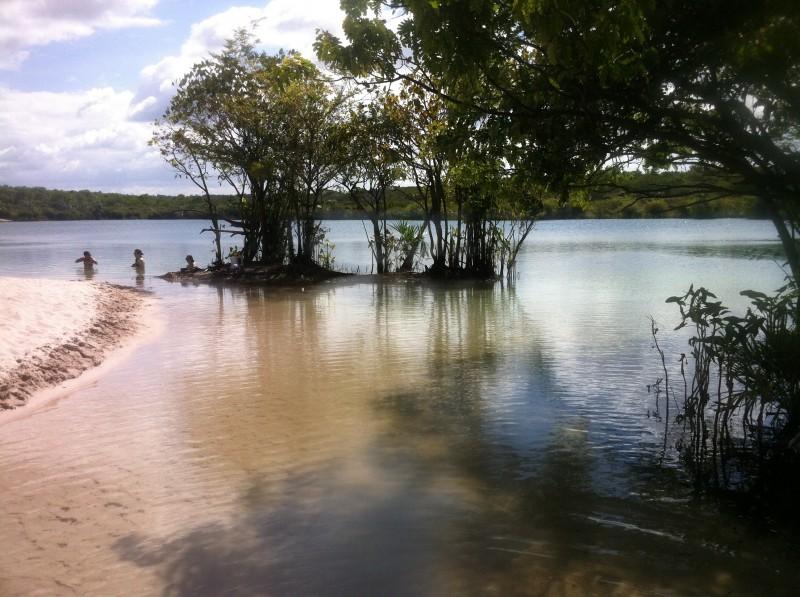 Lago Preto (Itaparí)